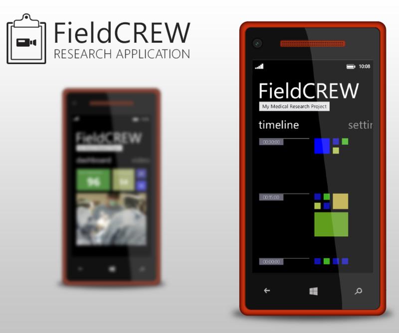 FieldCREW Phone