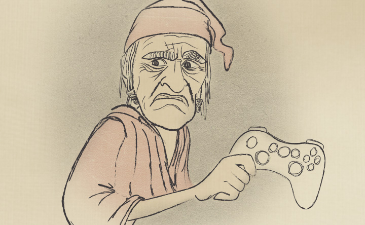 A Christmas Carol Scrooge Drawing Easy.What If Charles Dickens Played The Xbox One Designing